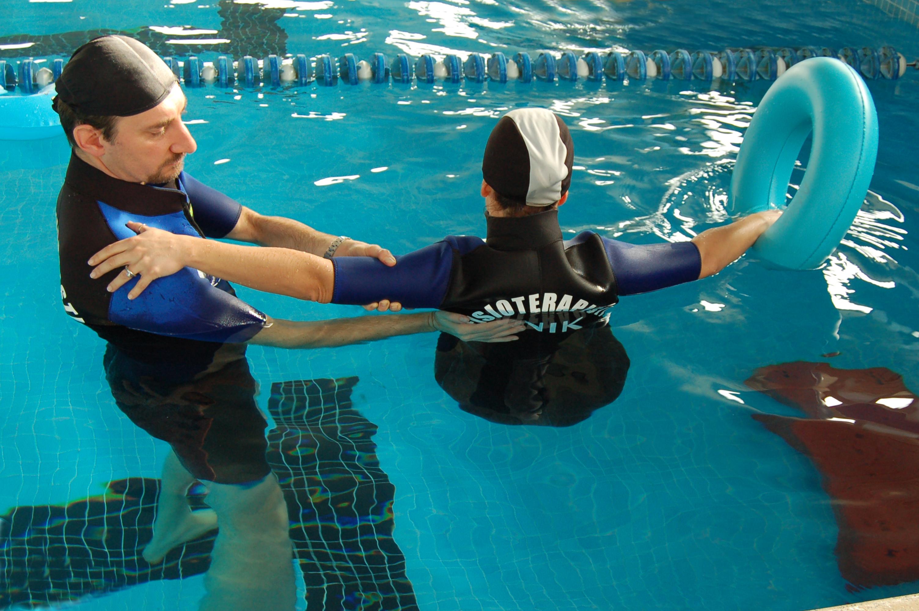 Idrokineisterapia riabilitazione in acqua