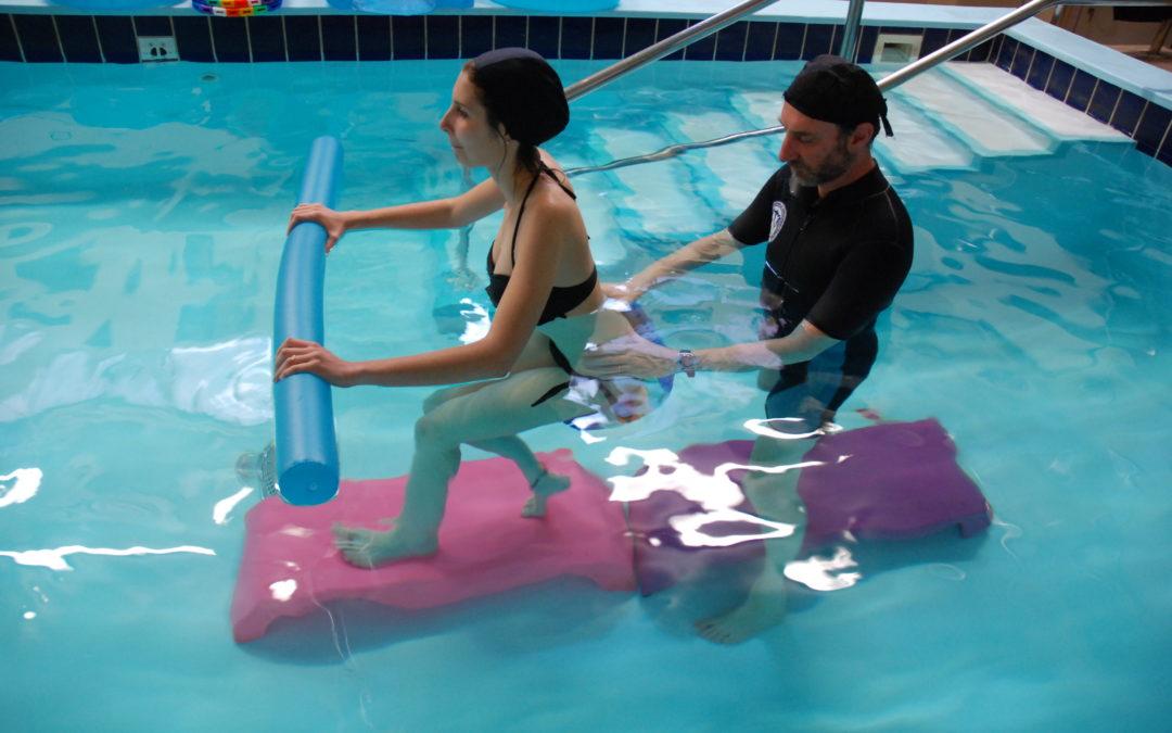L'acqua come ambiente terapeutico in riabilitazione