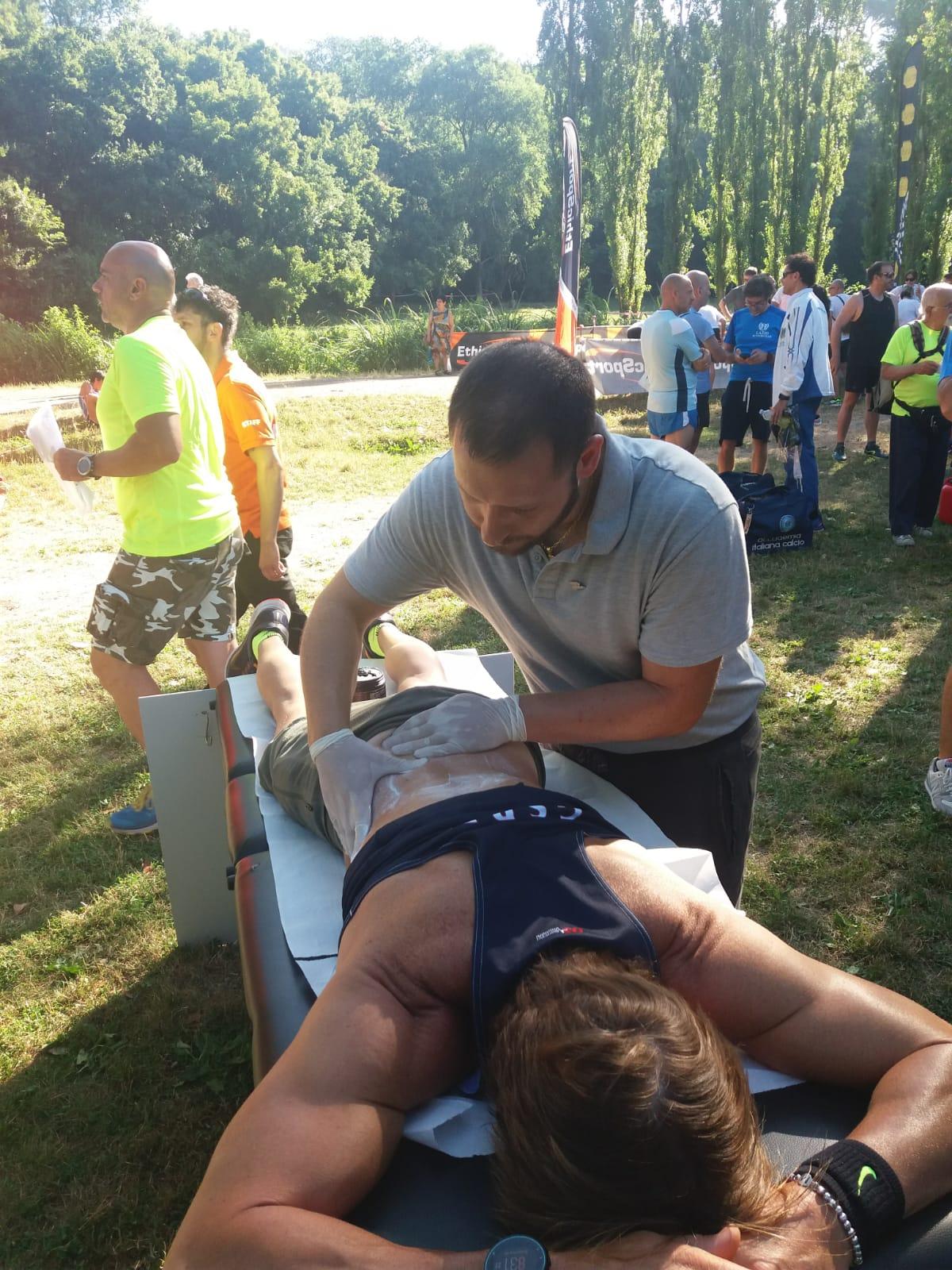 mal di schiena del runner