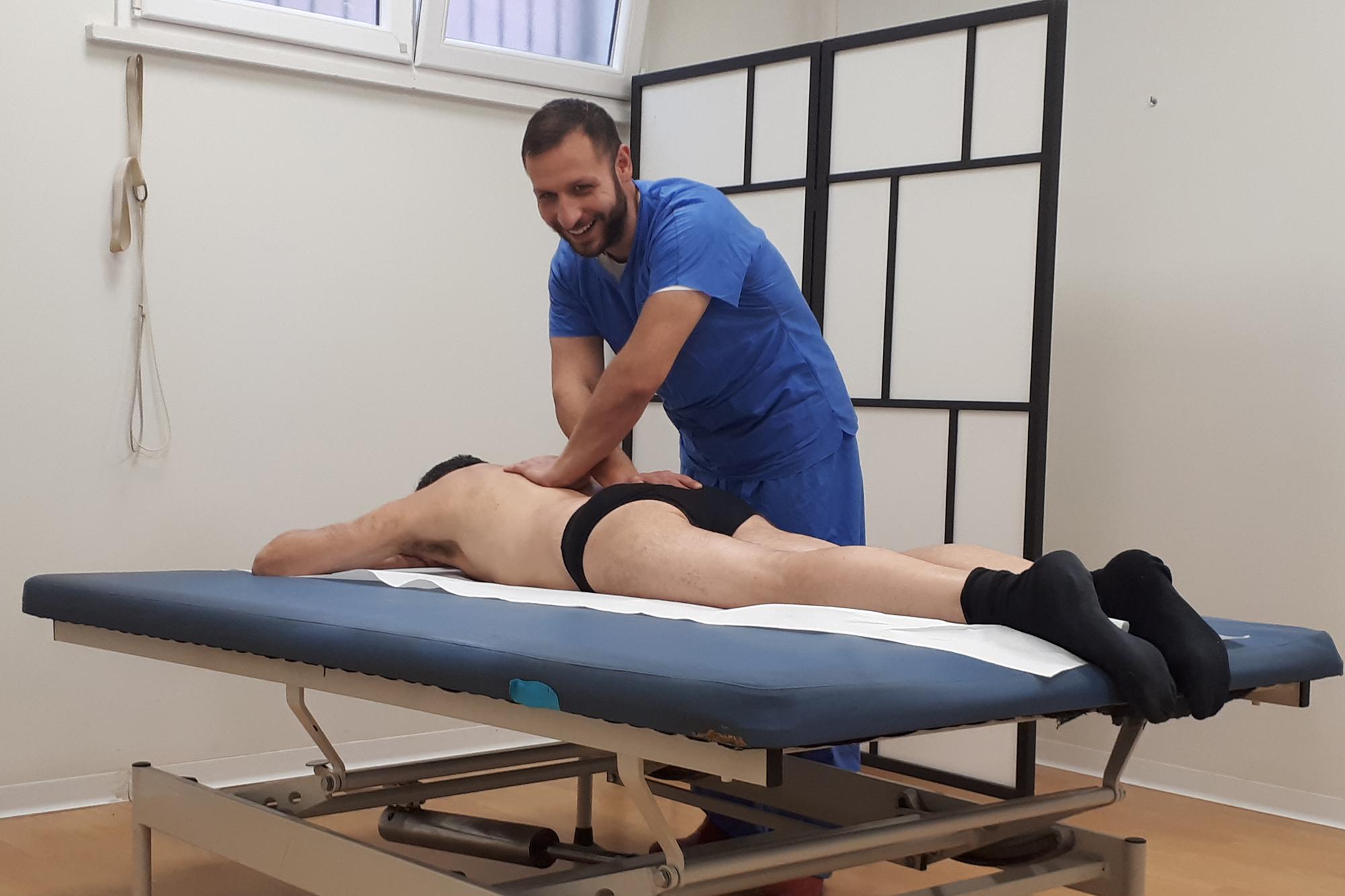 Osteopatia trattamenti fisioterapia